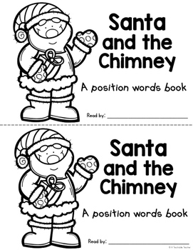 Christmas Position Words