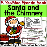 FREE Christmas Activities | Position Words Book