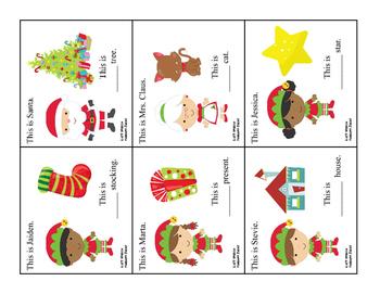 Christmas Possessives
