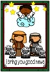 Christmas Nativty Posters ~ 10 posters that retell the bir