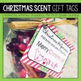 Christmas Potpourri Gift Tag