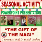 Christmas Activities PowerPoint Presentation of The Gift of the Magi