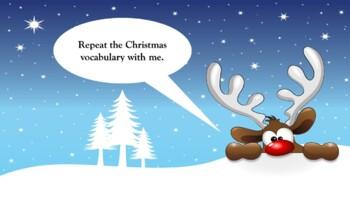 Christmas PowerPoint Presentation (Vocabulary)
