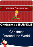 Christmas ppt BUNDLE #1 - History of Christmas (+) Around