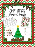 Christmas Pre-K Pack