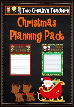 Christmas Preparation Pack