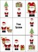 Christmas Preposition Bingo