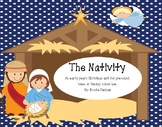 Christmas Preschool/ Kindergarten/ Homeschool Unit on the