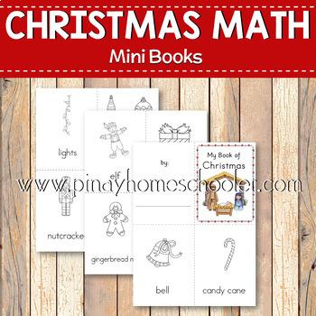 Christmas Preschool Literacy Learning Activities