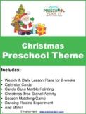 Christmas Preschool Theme Unit