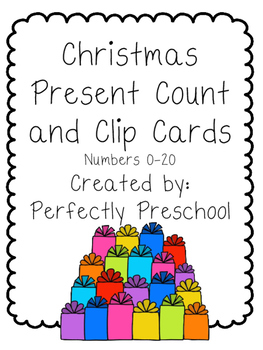 Christmas Present Count and Clip
