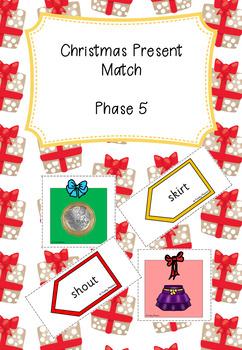 Christmas Present Match - Phase 5