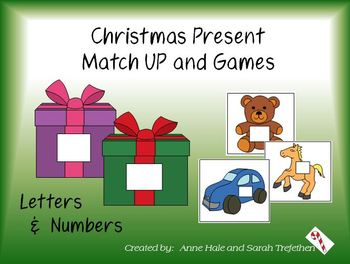Christmas Centers Presents and Toys
