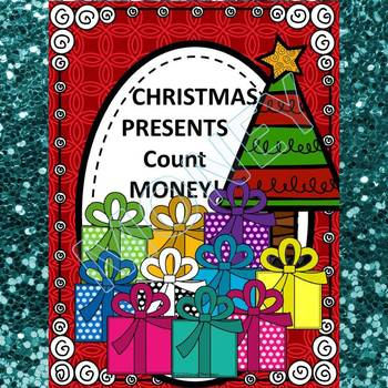 "Christmas Shopping ""Counting Money"" (Money Worksheets)"