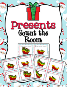 Christmas Presents Count the Room