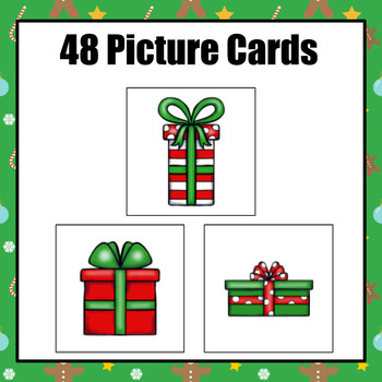 Patterns: Christmas Presents Pattern Cards
