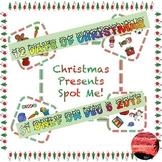 Christmas Presents Spot Me!