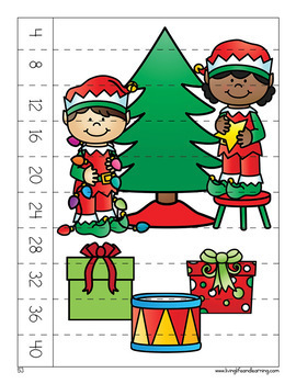 Christmas Printable Learning Pack