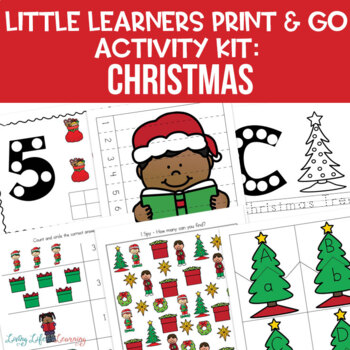 Christmas Printable Learning Pack