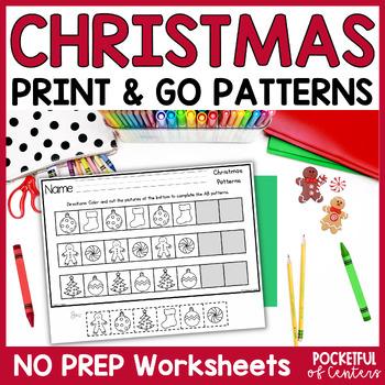 Christmas Printable Pattern Printables