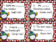 Christmas Printables - Language Arts Edition