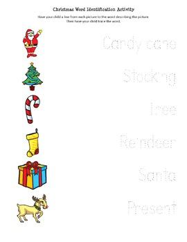 Christmas Printables Pack