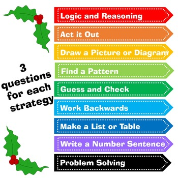 Christmas Problem Solving!