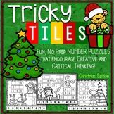 Christmas Math Problem Solving   Christmas Math Puzzles