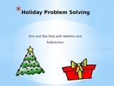 Christmas Problem Solving Power Point