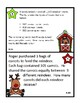 Christmas Problem Solving (TEKS 4.4A and 4.4H) STAAR Practice