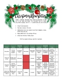 Christmas Project - InDesign Newsletter