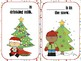 Christmas Pronoun and WH Question Interactive Book