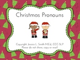 Christmas Pronouns