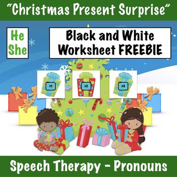 Christmas Present Surprise - FREEBIE