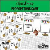 Christmas Proportions Game