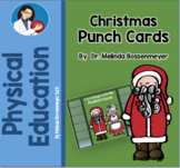 Christmas Punch Cards