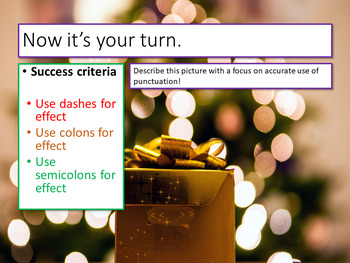 Christmas Punctuation