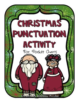 Christmas Punctuation Activity