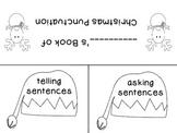 Christmas Punctuation Flipbook {FREEBIE}