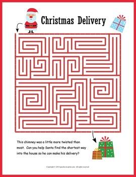 Christmas Puzzle Bundle