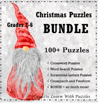 Christmas Puzzles - 90+ Unique Puzzles