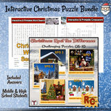 Interactive Puzzles Challenge Bundle for the Christmas Hol