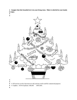 Christmas Puzzles and Games  K-2