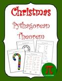 Christmas Pythagorean Theorem