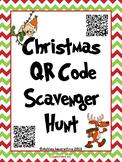 Christmas QR Code Scavenger Hunt