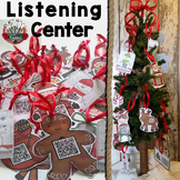 Christmas QR Codes:  Listening Center