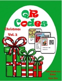 Christmas QR Codes Vol 2