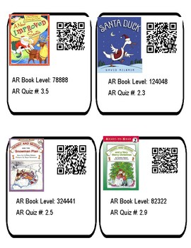 Christmas QR Codes Vol 3