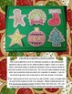 Christmas Question Cookies Reading Comprehension Craftivity!