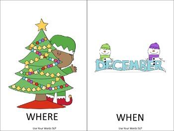 Christmas Question Sort